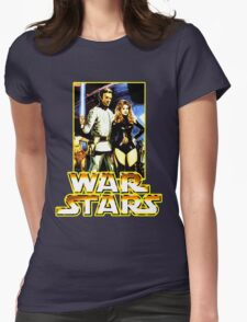 WAR STARS: The Empire Returns Womens Fitted T-Shirt