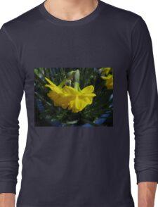 Nodding Daffodils Long Sleeve T-Shirt