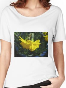 Nodding Daffodils Women's Relaxed Fit T-Shirt