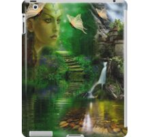 The Heart of a Wise woman iPad Case/Skin