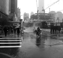 New York City, Ground Zero. by Stephen Fry