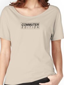 COMMUTER EDITION Women's Relaxed Fit T-Shirt