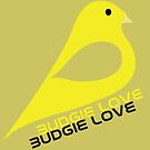 Budgie Love by amak