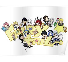 FAIRY TAIL - The Guild Poster