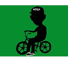 Tyler the Creator- Wolf Hayley  Photographic Print