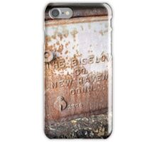 The Bigelow iPhone Case/Skin