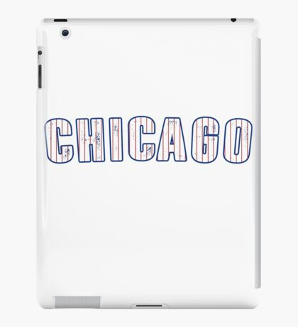 MLB City - Chicago (Cubs) iPad Case/Skin