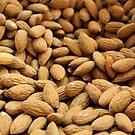 Almonds by Janie. D