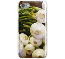 Know your Onions iPhone Case/Skin
