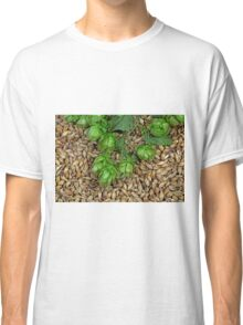 Hops and Malt Classic T-Shirt