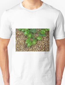 Hops and Malt Unisex T-Shirt