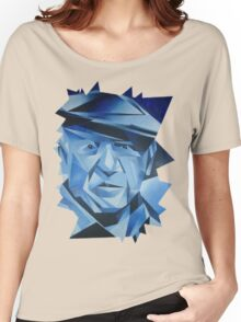 Picasso: A Portrait Women's Relaxed Fit T-Shirt