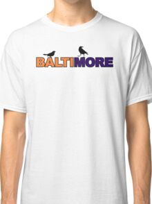 Baltimore Birds Classic T-Shirt