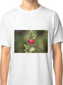 Red Dog Rose Fruit Classic T-Shirt