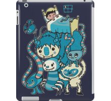 The Beasties Under My Bed iPad Case/Skin