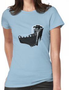 Analog life, 35mm film Big Womens Fitted T-Shirt