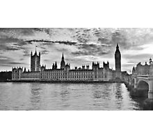 Palace of Westminster #3 Photographic Print