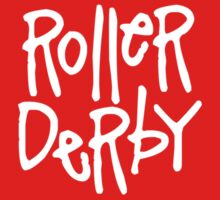Roller Derby Pattern by LudlumDesign