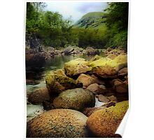 River Etive  Poster