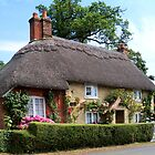 Ye Old Post Office Cottage by hootonles