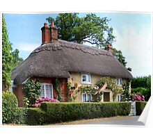 Ye Old Post Office Cottage Poster