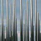 Power Poles by DEB CAMERON