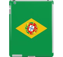 Portugal - Brazil iPad Case/Skin