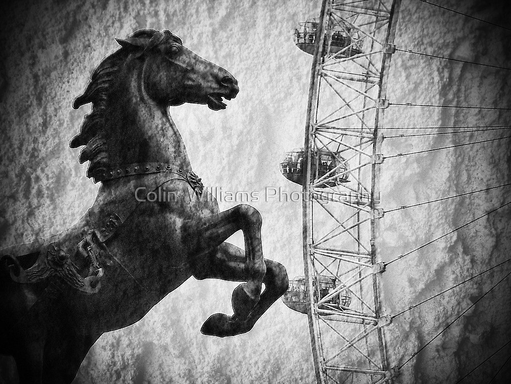 The Wheel  by Colin  Williams Photography