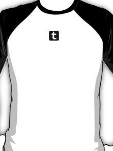 Tumblr is not blogging T-Shirt