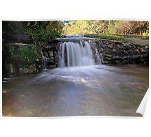 Somersby Upper Falls #2 Poster