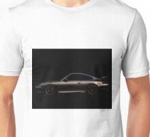 Silver Porsche 911 996 Unisex T-Shirt
