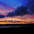 Newgale Sunset by David Jacks