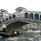 The Rialto of Venice by LexieMaddock