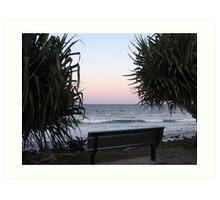 ~ PARADISE ~ Lennox Head, NSW  Art Print