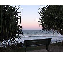 ~ PARADISE ~ Lennox Head, NSW  Photographic Print