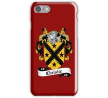 Christie iPhone Case/Skin