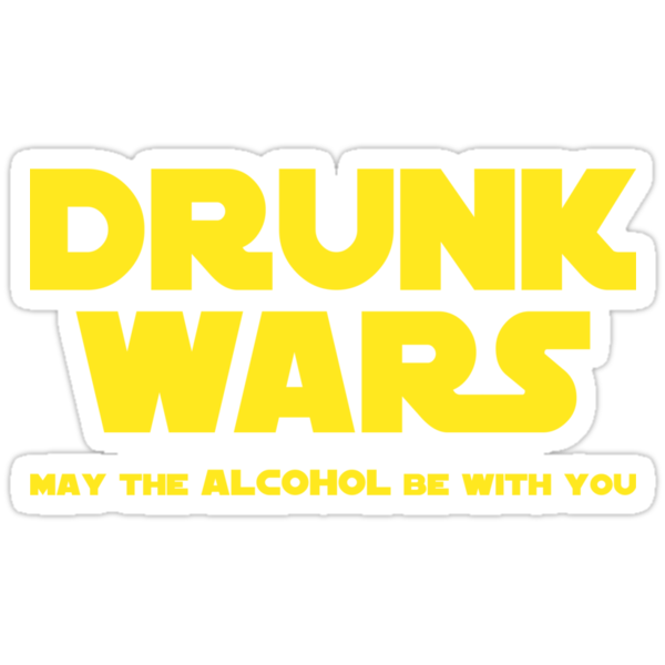 DRUNK WARS by YabuloStore919