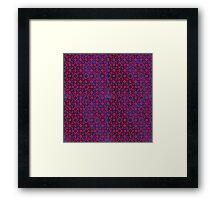Pattern #7 Framed Print