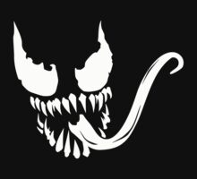 Venom face Kids Clothes