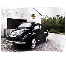 The Morris Minor  Poster