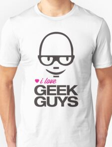 geek guys T-Shirt