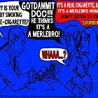Smoking Babies by tommytidalwave