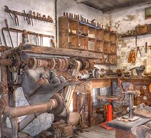 The Cobbler's Workshop by Leon Ritchie