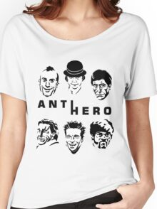 Anti-Hero Women's Relaxed Fit T-Shirt