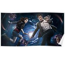 Matt Smith, Karen Gillan Poster
