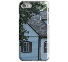 Vintage House iPhone Case/Skin