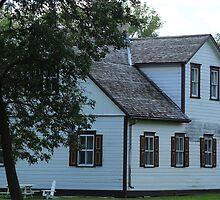 Vintage House by rhamm