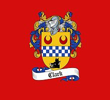 Clerk (Clark)  by HaroldHeraldry