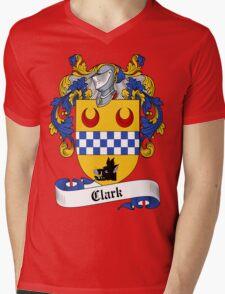 Clerk (Clark)  Mens V-Neck T-Shirt
