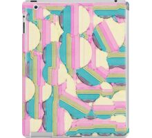 Unexpected Pattern No.7 iPad Case/Skin